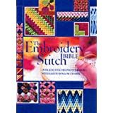 The Embroidery Stitch Bible: Over 200 Stitches Photographed with Easy-to-follow Charts (Stitchcraft)by Betty Barnden