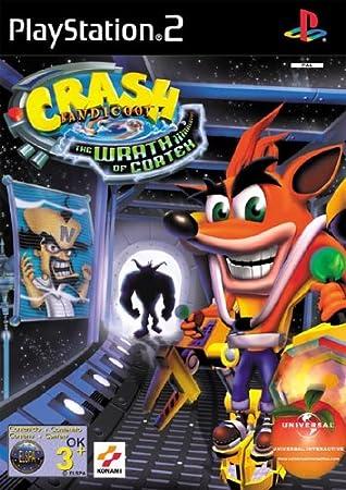 Crash Bandicoot: The Wrath of Cortex (PS2)