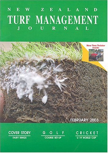 New Zealand Turf Management Journal