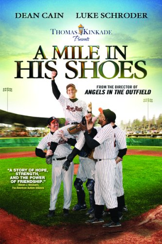 amazoncom a mile in his shoes luke schroder dean cain