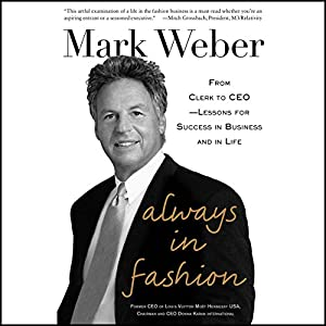 Always in Fashion Audiobook