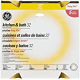 GE Lighting 11085 32-Watt T9 Kitchen and Bath Circline
