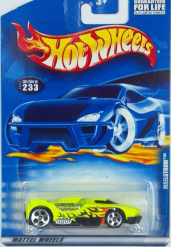 Hot Wheels Maelstrom #233 Year: 2001