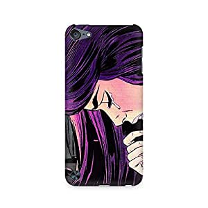 Mobicture Girl Abstract Premium Designer Mobile Back Case Cover For Apple ipod touch 6th generation,apple ipod touch 6th generation 32 gb,apple ipod touch 6th generation case,apple ipod touch 6th generation 16gb,apple ipod touch 6th gen,apple ipod touch 6th generation back cover