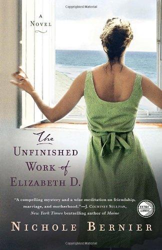 The Unfinished Work Elizabeth D