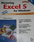 img - for Mastering Excel 5 for Windows Special Edition book / textbook / text book