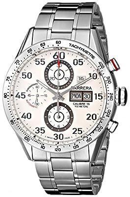 TAG Heuer Men's CV2A11.BA0796 Carrera Automatic Chronograph Watch