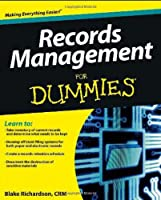 Records Management For Dummies ebook download