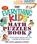 The Everything Kids' Math Puzzles Boo...