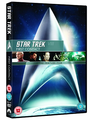 Star Trek 8: First Contact (remastered) [DVD]