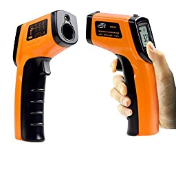 COWEEN Contactless Infrared Thermometer Gun Digital IR Temperature Measuring -50 ℃-380 ℃ Portable Temperature Probe Measurement