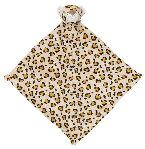 Angel Dear Blankie, Leopard Print back-107324