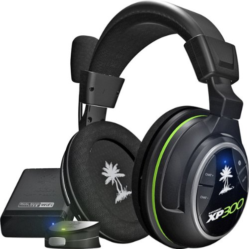 Ear Force? Xp300 Wireless Stereo Gaming Headset For Ps3? And Xbox 360?