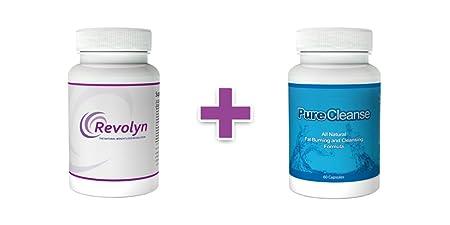 Revolyn & Purecleanse Spezialpaket. Abnehmen und Darm-Reingung in einem