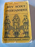 Boy scout entertainments,