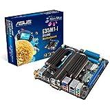 Asus E35M1-I DELUXE Mainboard (mini-ITX BGA 413 AMD, 2x DDR3 Speicher 1333MHz, 4x USB 3.0, 8x USB 2.0)