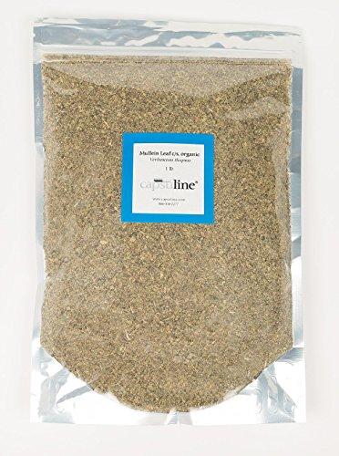 Mullein Leaf (Organic) - 1Lb (16 Oz.)