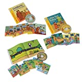 Come Alive Stories- Goldilocks & 3 Bears Sing and Play Book Pack