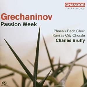 Passion Week Op. 58