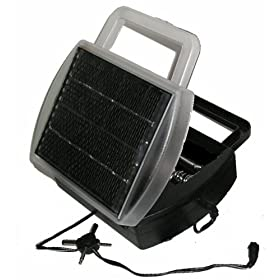 4 Battery Solar Charger