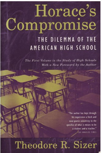 Horace's Compromise (Study of high schools)