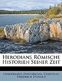Herodians R Mische Historien Seiner Zeit