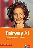 Fairway / Lehr- und Arbeitsbuch Englisch mit 2 Audio-CDs A1