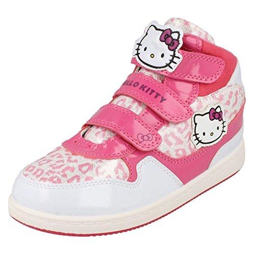 Hello Kitty - Sandali con Zeppa da ragazza' , Rosa