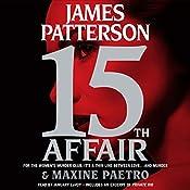 15th Affair: Women's Murder Club | James Patterson, Maxine Paetro