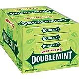 Doublemint Gum, 15 Sticks Each (Pack Of 20) ~ Doublemint