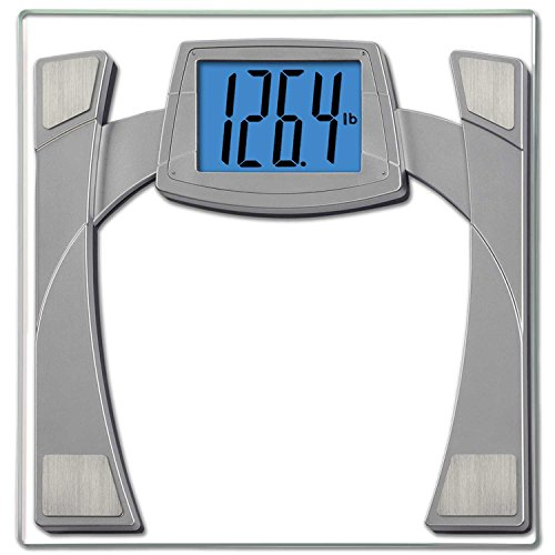 EatSmart Precision MaxView Digital Bathroom Scale w/ 4.5