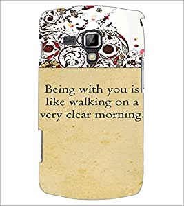 PrintDhaba Quote D-4716 Back Case Cover for SAMSUNG GALAXY S DUOS 2 S7582 (Multi-Coloured)