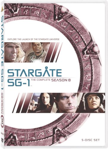 Stargate Sg-1 Season 8 [DVD] [Import]