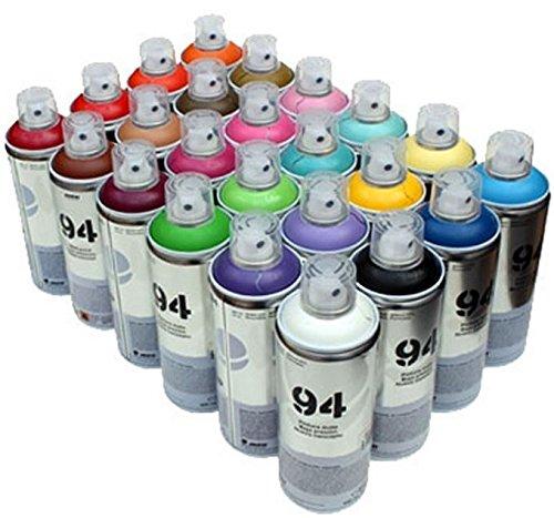 mtn-94-vernice-spray-spray-da-400-ml-24-x-barattoli-di-vernice-opaca-vernice-sintetico