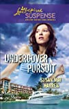 img - for Undercover Pursuit (Love Inspired Suspense) book / textbook / text book
