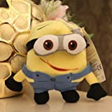 18*12CM/7*5″ 3D Eyes DESPICABLE ME The Minion Plush Toy Dave the Minion NWT