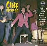 Cliff Richard & The Drifters Let Me Tell You Baby, Its Called Rock'n'Roll-10-inch LP [VINYL]