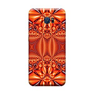 CaseLite Premium Printed Mobile Back Case Cover With Full protection For Samsung S6 Edge (Designer Case)