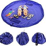 Bomien Tragbare Spielzeug Aufbewahrungstasche Aufbewahrungsmatte und Kinderspiel Toys Spielzeug Sack