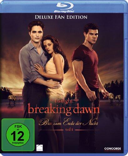 Breaking Dawn - Bis(s) zum Ende der Nacht - Teil 1 (Fan Edition) [Blu-ray] [Deluxe Edition] [Deluxe Edition]
