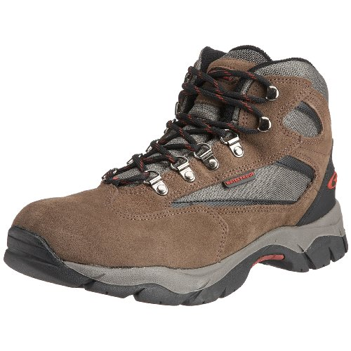 Hi-Tec Sports Men's Kruger WP Hiking Boot Chocolate 02849-HD4 9 UK