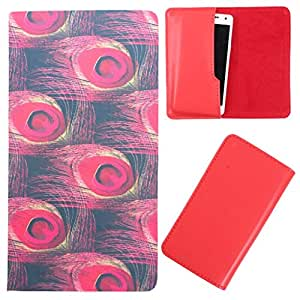 DooDa - For HTC One 816G PU Leather Designer Fashionable Fancy Case Cover Pouch With Smooth Inner Velvet