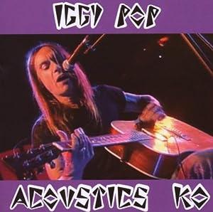 Iggy Pop - Acoustics Ko (+ Audio-CD) [2 DVDs]