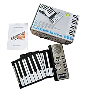 Fzone Soft Roll Up Piano 61 keys