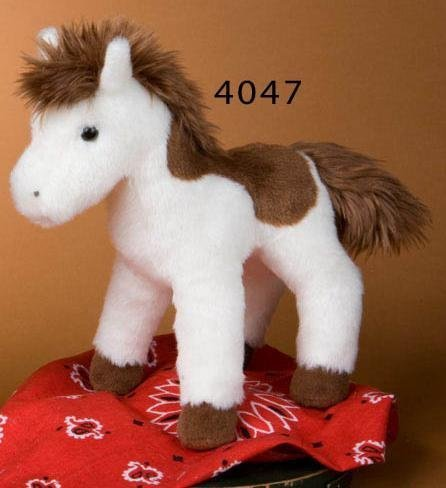Brown Paint Horse