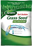 Scotts Turf Builder Grass Seed - Tall Fescue Mix, 20-Pound
