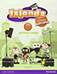 Islands Level 4 Activity Book Plus Pi...