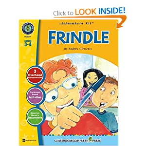 Frindle (Gr. 3-4) (Literature Kit) Staci Marck