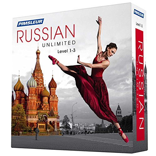 Pimsleur Russian Levels 1-3 Unlimited Software: Pimsleur. The Art of Conversation. Down to a Science. (Pimsleur Unlimited)