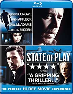 State of Play (2009) [Blu-ray] (Bilingual)